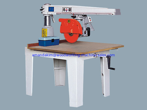 MJ930 RADIAL ARM SAW