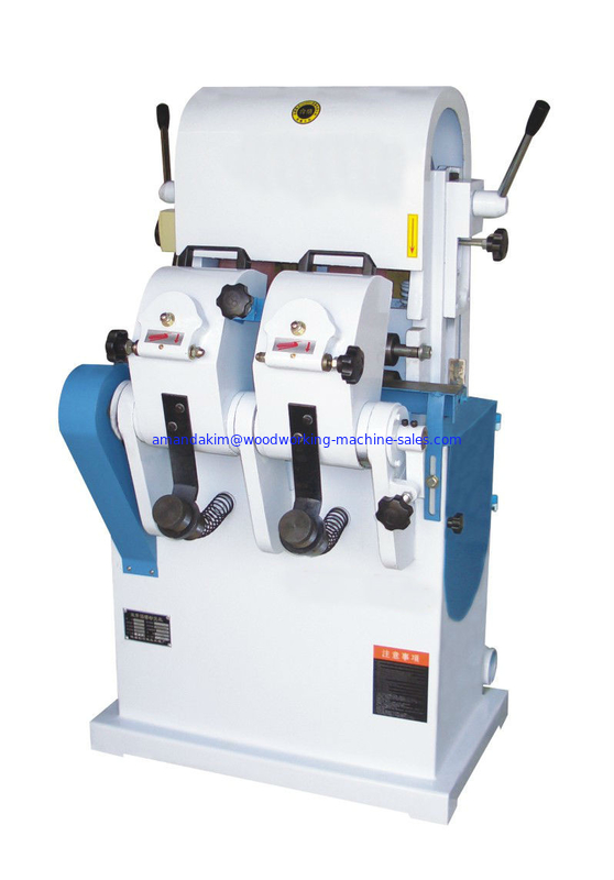 Double-belt Round Rod Sander
