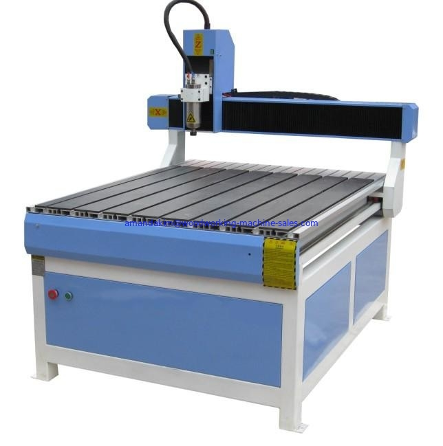1212 Wood cnc router machine with 1.5kw water cooled spindle