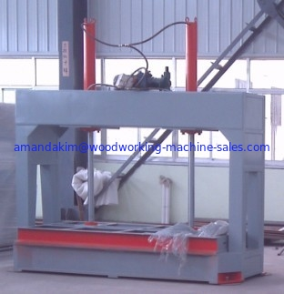 50t/80t cold press woodworking machines can be customized