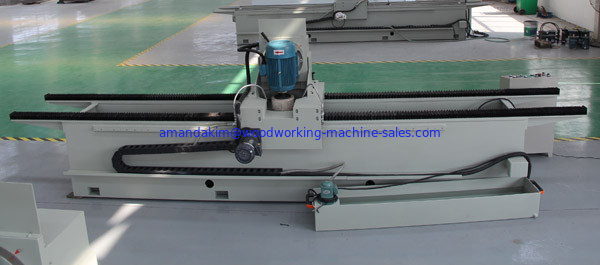 Automatic linear Guide Rail Knife Grinder with max grinding length 1500mm