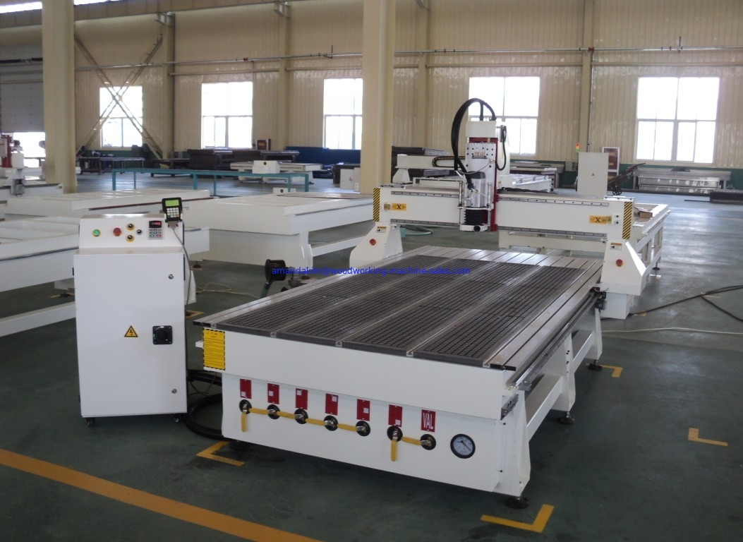 Customized CNC Router 1325 with best price & stable quality