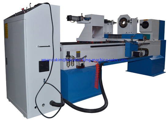 Wood CNC Lathe Machine
