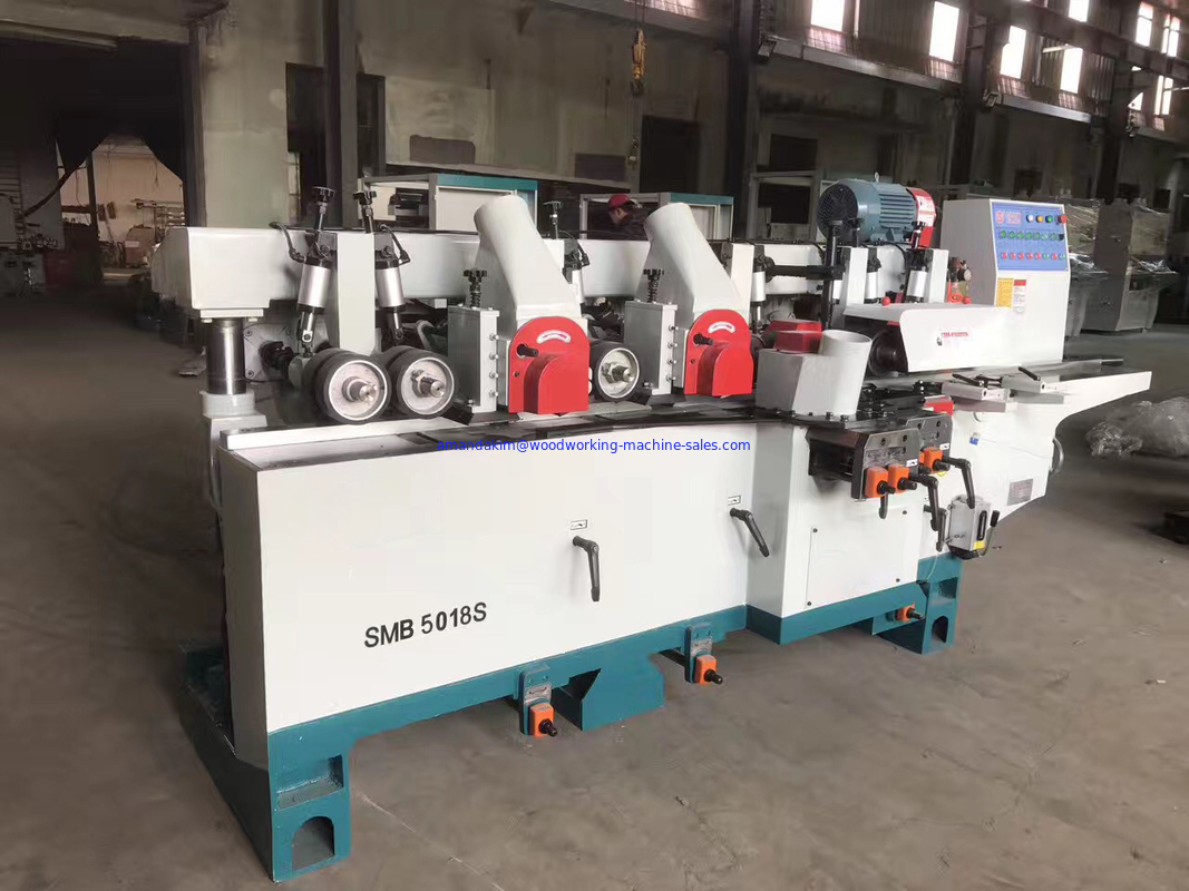 4 sided horizontal shaper machine