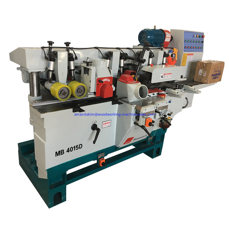 4 sided thickness planer