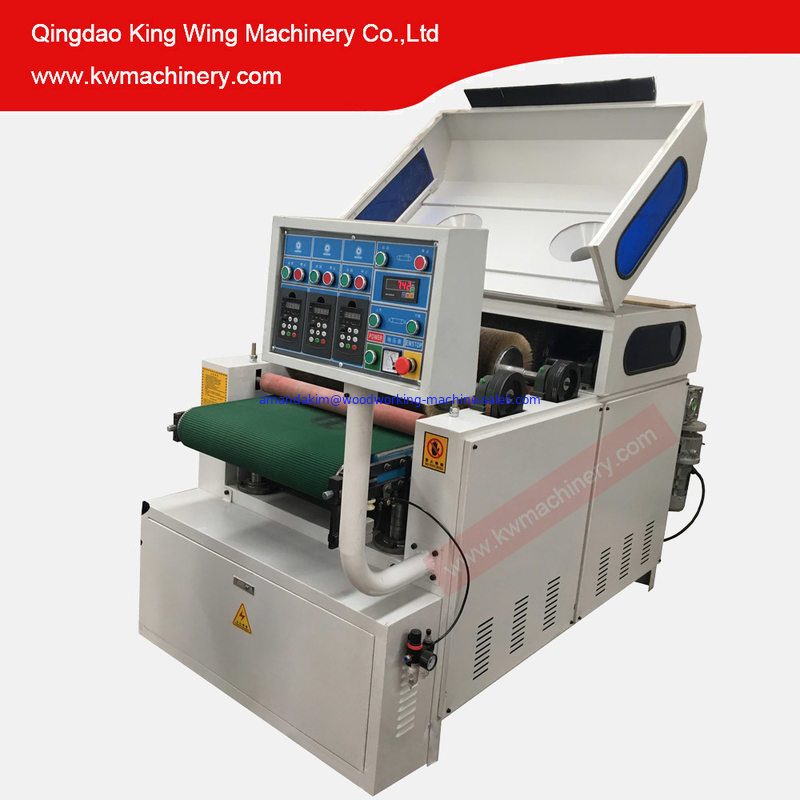 KC630-4R wire brush sanding machine for wood
