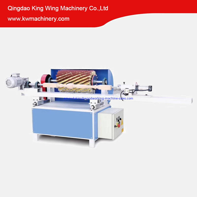 wood panel turning wood small wood sanding machine
