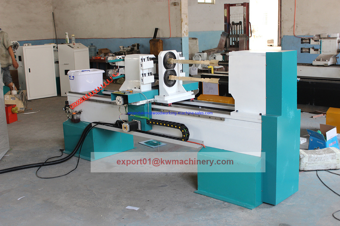 Baseball bat CNC Wood Turning Lathe With CE