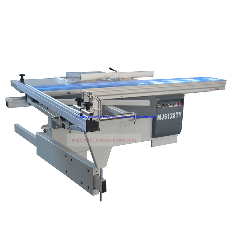 Qingdao table saw sliding panel saw woodworking machine