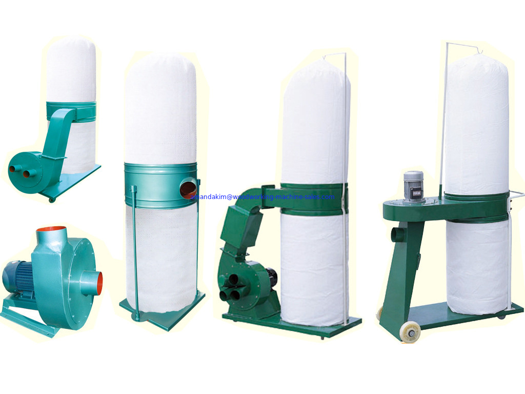 woodworking machine MF9022 portable dust collector from China