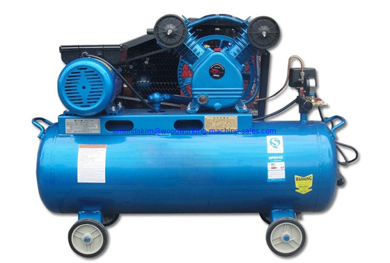 China Woodworking non-mute air compressor 70L tank factory