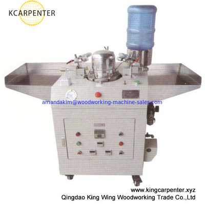 China Steam heating hat molding machine with single head distributor