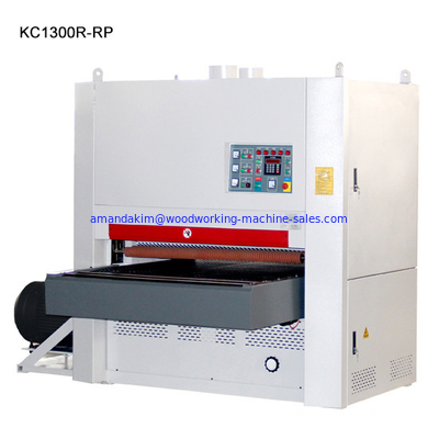 Woodworking Heavy Duty Wide Belt Sanding Machine for Solid Wooden Door