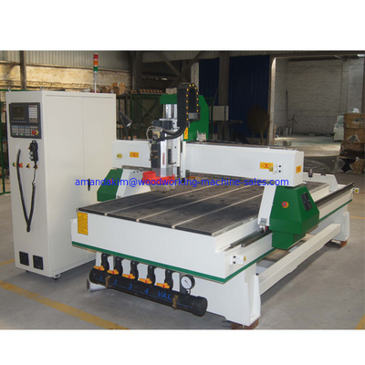 China ATC CNC router machine with 8 tools change CNC wood engraving machine KC1325L-ATC factory