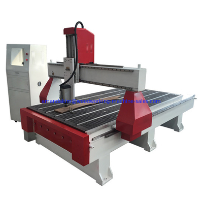 China Wooden furniture engraving cnc router machine with 4.5kw HSD spindle for metal and wooden board distributor