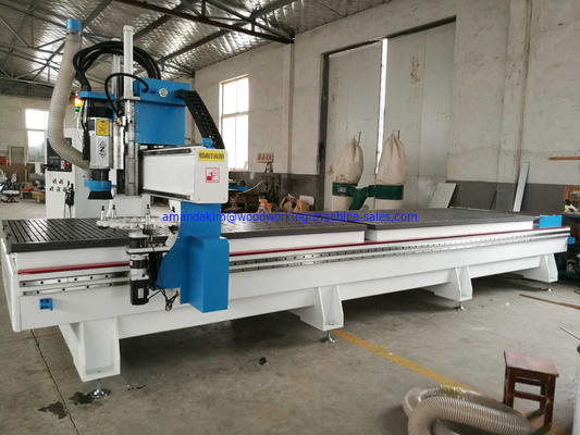 China ATC woodworking CNC router wood CNC carving machine for cabinets factory