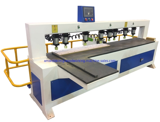 China Full automatic CNC horizontal drilling machine for cabinet distributor