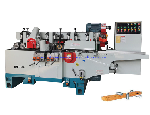 China Furniture Machine 4 sided spindle molder distributor