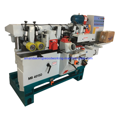 China 4 sided planer moulder door making machine factory