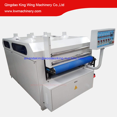 China KC1000-5R Wire brush machine for wood floor wood grian making machines distributor