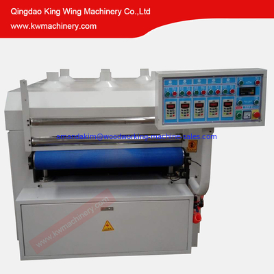 China wood wire brush machine sanding machine KC1000-6R distributor