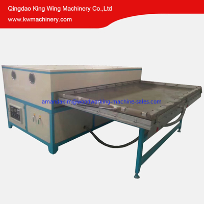 China Vacuum press machine Single work table distributor
