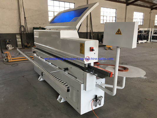 China Woodworking automatic edge bander factory