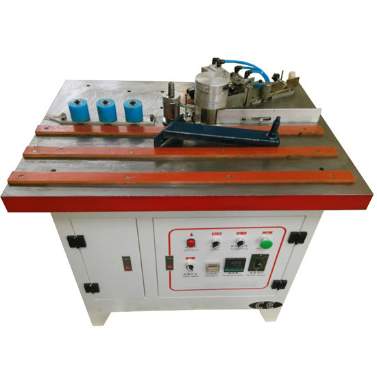 Curve & Straight Manual Operate Edge Banding Machine China Factory Best Price