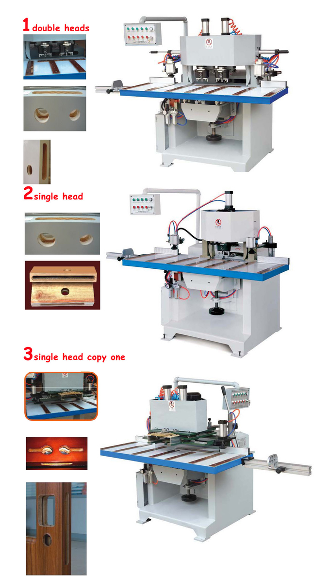 Wooden door lock hole mortise machine professional chinese factory supplier