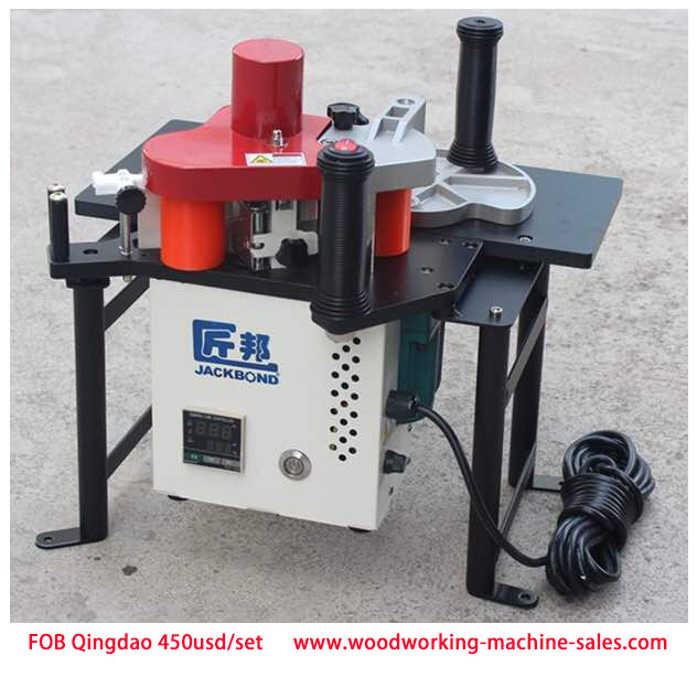 Portable PVC tape edge banding machine cheap high quality woodworking edge bander