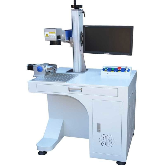 Good Quality Laser Marking Machine Fiber Laser Type 20W 30W With High Stability